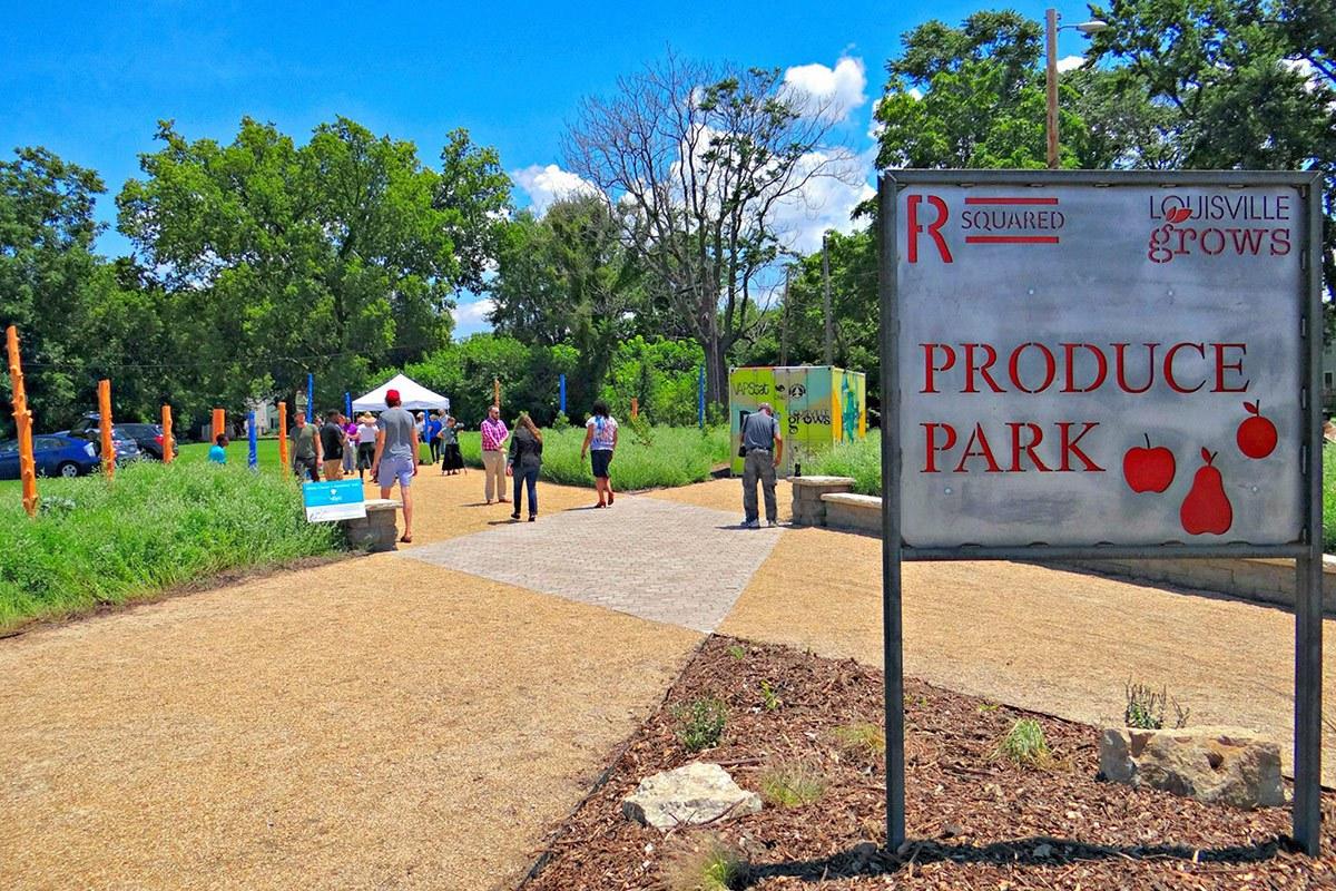 produce park