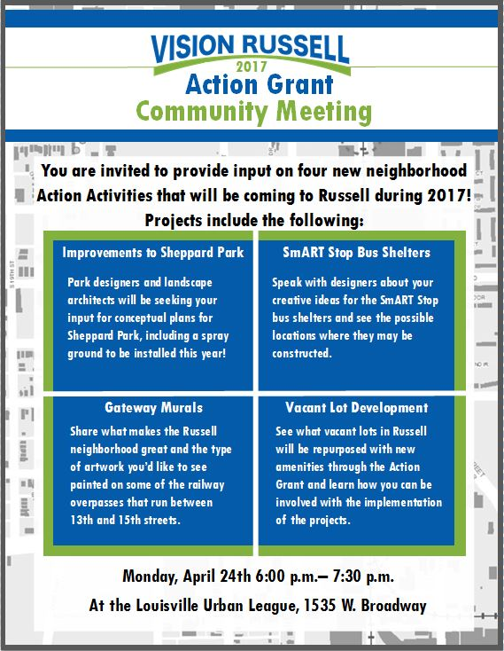Action Grant Community Event